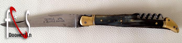 Votre couteau (suisse ou autre) de table Laguiole